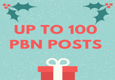 50 PBN Posts From Private Sites With High Trust Flow