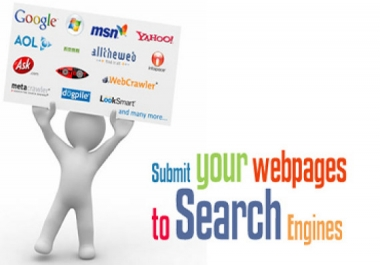 Search Engines Submission - Submit URL to over 100K+ Search Engine Directories