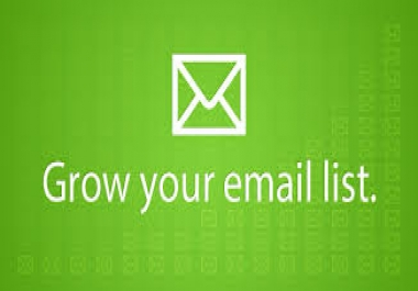1000 USA Business Email List