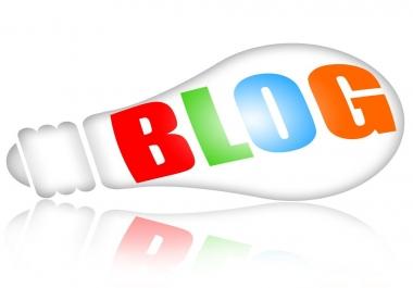 27 Blog Comments