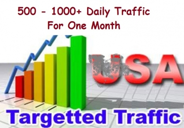 SUMMER Special QualityTraffic - Drive 550 - 1,000+ Daily  Unique Traffic For One Month - Google Safe - Trusted Seller - Limited Time Offer LIMITED Time OFFER !!!