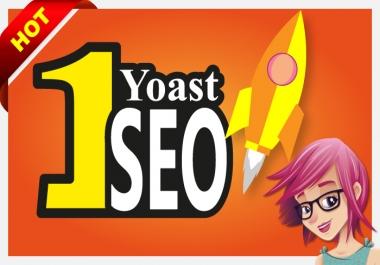 Yoast SEO Advanced configuration for your WordPress website