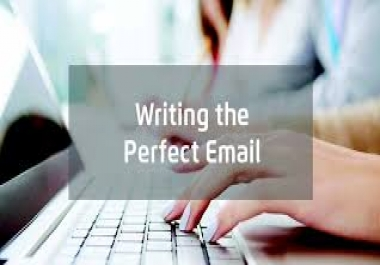 Writing the perfect 500 words of email or newsletter content