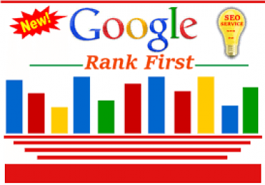Get your website to first page on Google