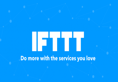 Create A Stunning IFTTT Network For Your Website  With Expired Tumblr