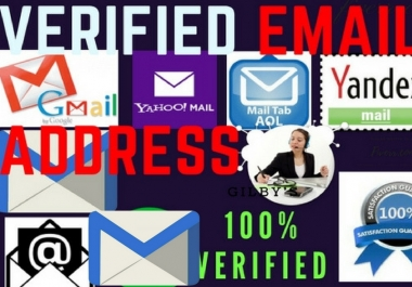 I will Provide Your Email Creation  and mail create