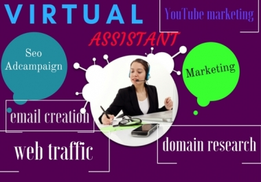 Full-time and per-time virtual assistant Hourly Rate