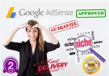 Create You A Niche Website To Get Adsense Approval