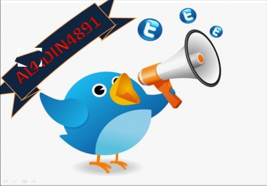 Give You 1000 High Quality Retweet Instant