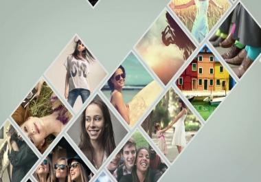 Create Beautiful Photo Slideshow Video