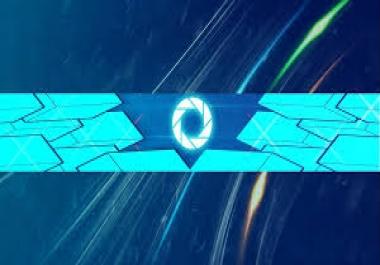 Design Youtube Banner Art