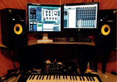 Mix & Master Your Song Professional QUality!
