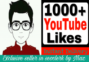 Fantastic Express 1000+ YouTube Likes non drop guaranteed