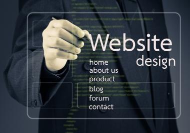 High Quality Website Designs