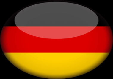 German Text Backlinks from high quality websites incl. topic. relevant Article - High PR & DA