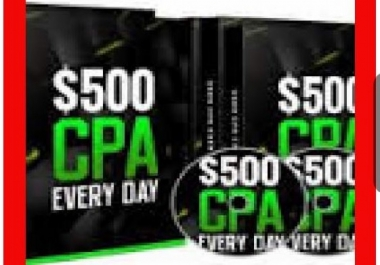 Teach You How I Make 500usd Per Day With Cpa