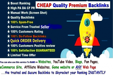 127+ Backlinks For INSTANT Keywords Rank BULLET SEO- Create 127+ Quality Manual Pr 7 - 9 High DA TF PA CF PR  Links To RANK Your Site Quickly In Google - Powerful PUSH-Up Backlink LIMITED Time Offer!