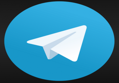 Add High Quality 200 Members to Telegram Channel