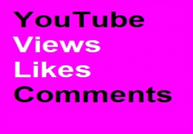 Get 1000 High Retention YouTube views 100 Likes