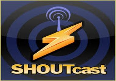 Shoutcast Radio Reseller