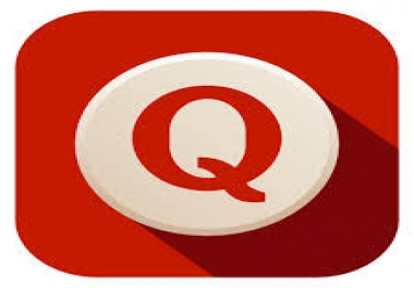 15 high quality quora answewr For your website Ranking multiple account
