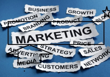 I write unique  500 to 1200 high quality word for Branding and Marketing.