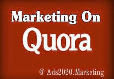 offer 25 quora answers for targerted traffic