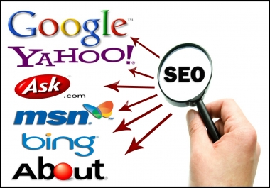 I will Submit Your Site To Over 1020 Different Search Engines