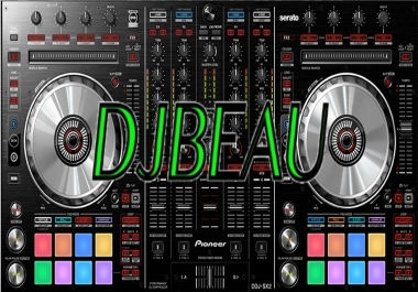 DJBeau Mixing Service: A professional mix for all your favourite songs