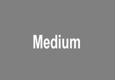 Publish A Guest Post On Medium Metrics DA95