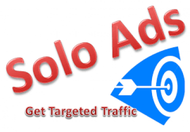 Send your solo ads or email ads to big targeted list