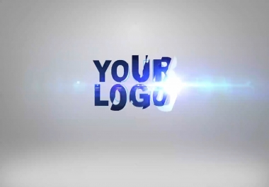 3D Video logo intro Buy two get two Free for $5