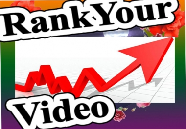 YouTube video promotion social media marketing for