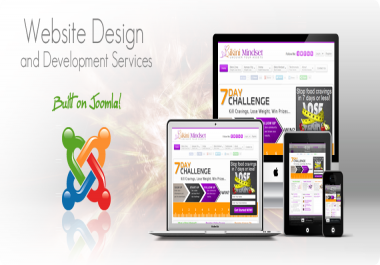 Create Awesome Joomla or Drupal Website