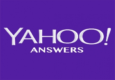 Promote Your Website By Yahoo Answer From Level 2