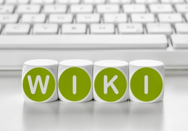 5000 Wiki backlinks (mix profiles & articles)