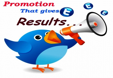 Social Media Marketing - Give You a Sponsored Tweet From My Account For Massive Exposure Traffic Sign-Up OR Sale from Active Friends -BEST Of Social Media Marketing