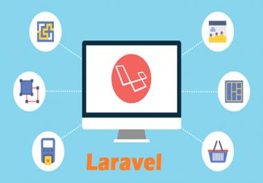 laravel coding service or bug fixing 5 hours