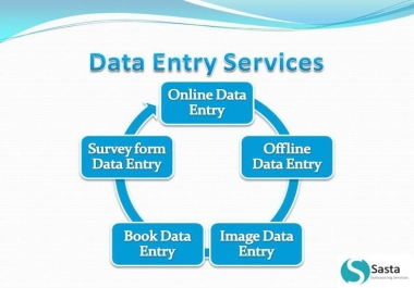3 Hours Copy Paste Data Entry