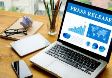 Write and submit your Press Release to PressReleasePing.com
