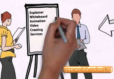 Create your Whiteboard Animation Video within 24 Hours