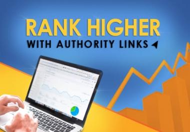 Create 50,High,Domain Authority,Backlinks