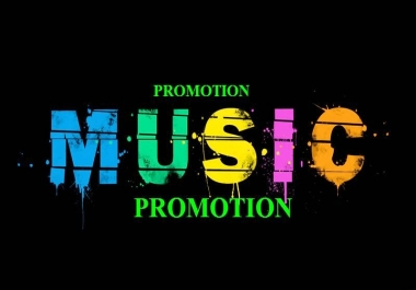 Promote Your Music To Go Viral On 50M audience in Social Media