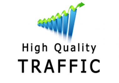 Drive 1000000 ( One Millions ) Real visitors mostly U S A with Low bounce rate traffic