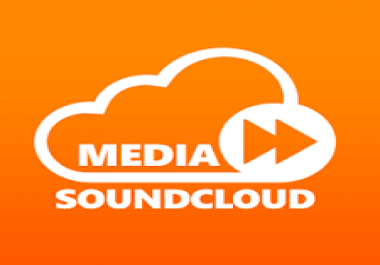 2000 Soundcloud Followers+2000 Like+100k plays