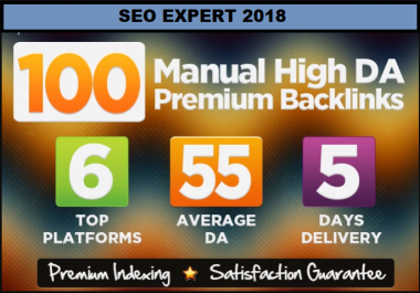All In One Seo Linkbuilding Service 2018 With 100 High Da Backlinks