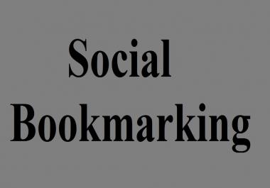 Provide 25 Real manual social bookmarking