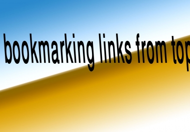 Top 30 Social Bookmarking Site