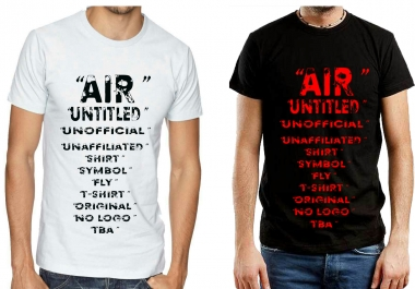 Photoshop Your Logo Or Design On Model T Shirt Or Tank Top.Design Wonder T Shirts Design