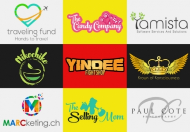Design 1 Professional Logo in 24 Hrs With Source Files